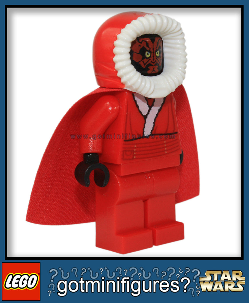 LEGO Star Wars XMAS DARTH MAUL Christmas theme advent minifigure