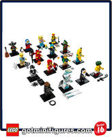 LEGO SERIES 16 - SET OF 16 - minifigures (x16) #71013