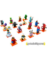LEGO SERIES 18 - SET OF 17 - minifigures (x17) #71021