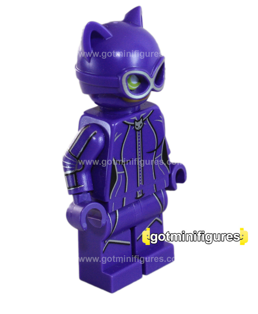 LEGO Super Heroes CATWOMAN (The Batman Movie) minifigure #70902