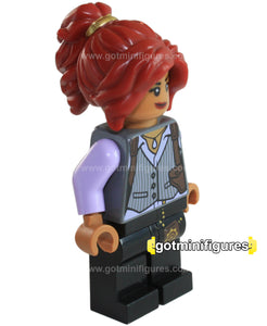 LEGO Super Heroes BARBARA GORDON (The Batman Movie) minifigure #70912