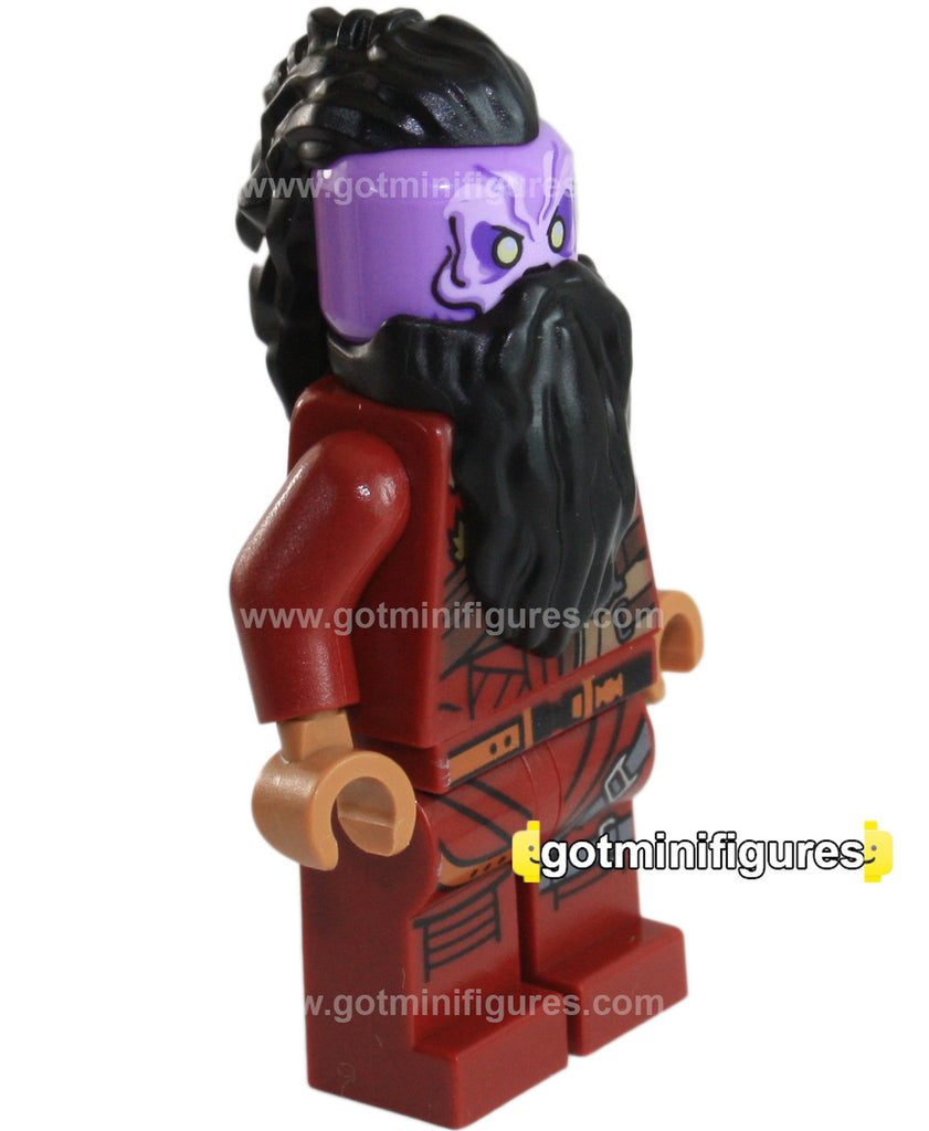 LEGO Super Heroes TASERFACE minifigure #76079