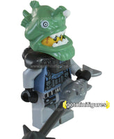 LEGO® The Ninjago Movie SHARK ARMY ANGLER CMF minifigure 71019 BRAND NEW