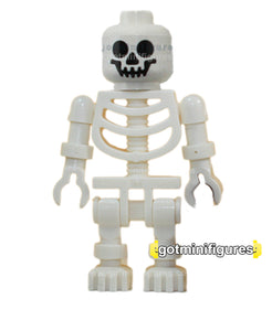 LEGO SKELETON (plain) minifigure