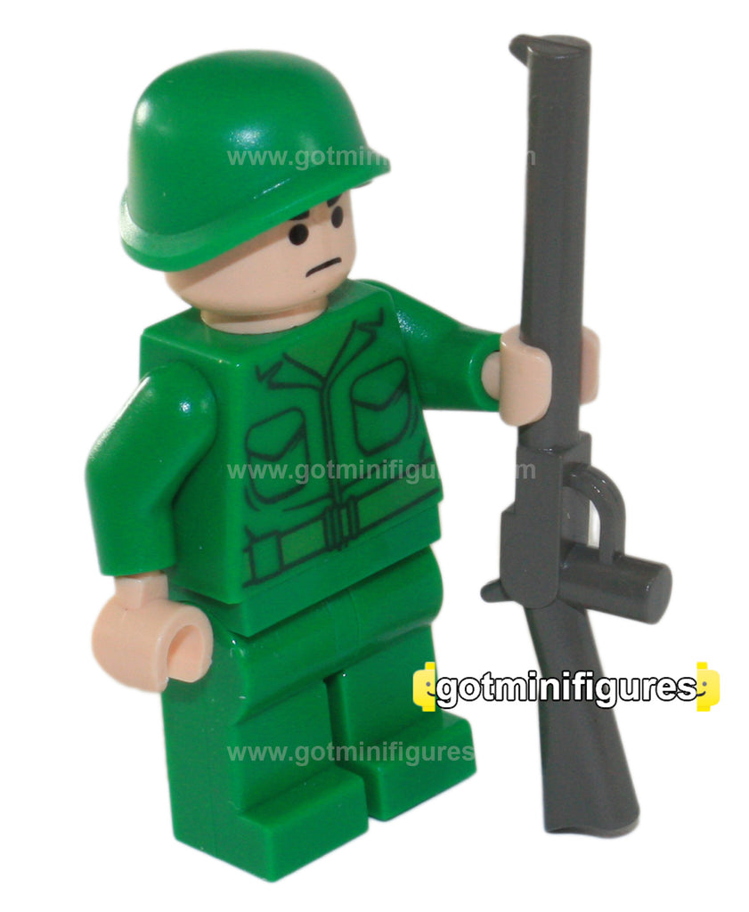 LEGO ARMY SOLDIER minifigure