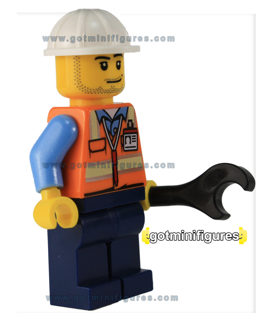 LEGO City SPACE ENGINEER minifigure