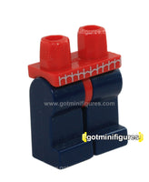 LEGO - LEGS (Dark Blue and Red SPIDER-MAN A)