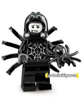 Series 18 LEGO SPIDER SUIT GUY minifigure 71021