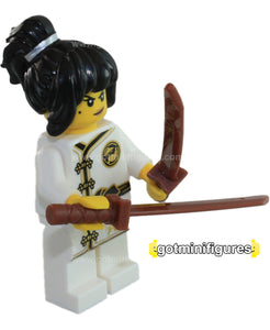 LEGO® The Ninjago Movie SPINJITZU TRAINING NYA CMF minifigure 71019 BRAND NEW