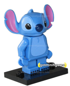 LEGO DISNEY - STITCH - (#1)  minifigure #71012