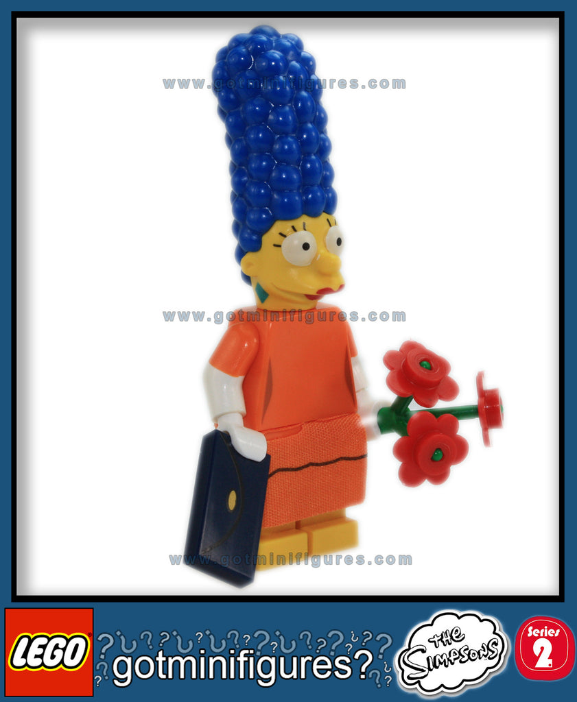 The SIMPSONS LEGO Series 2 -MARGE (SUNDAY BEST) 71009