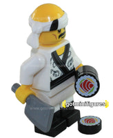 LEGO® The Ninjago Movie SUSHI CHEF CMF series minifigure 71019 BRAND NEW