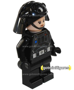 LEGO Star Wars Solo Imperial Emigration Officer (CPL ZUZANU LATT) minifigure 75215