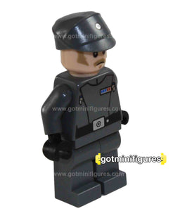 LEGO Star Wars Solo Imperial Recruitment Officer minifigure 75215