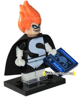 LEGO DISNEY - SYNDROME - (#14)  minifigure #71012