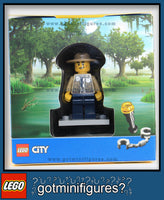 LEGO CITY SWAMP RANGER Target Pack minifigure