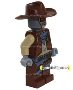The LEGO MOVIE - DEPUTRON - minifigure 70800