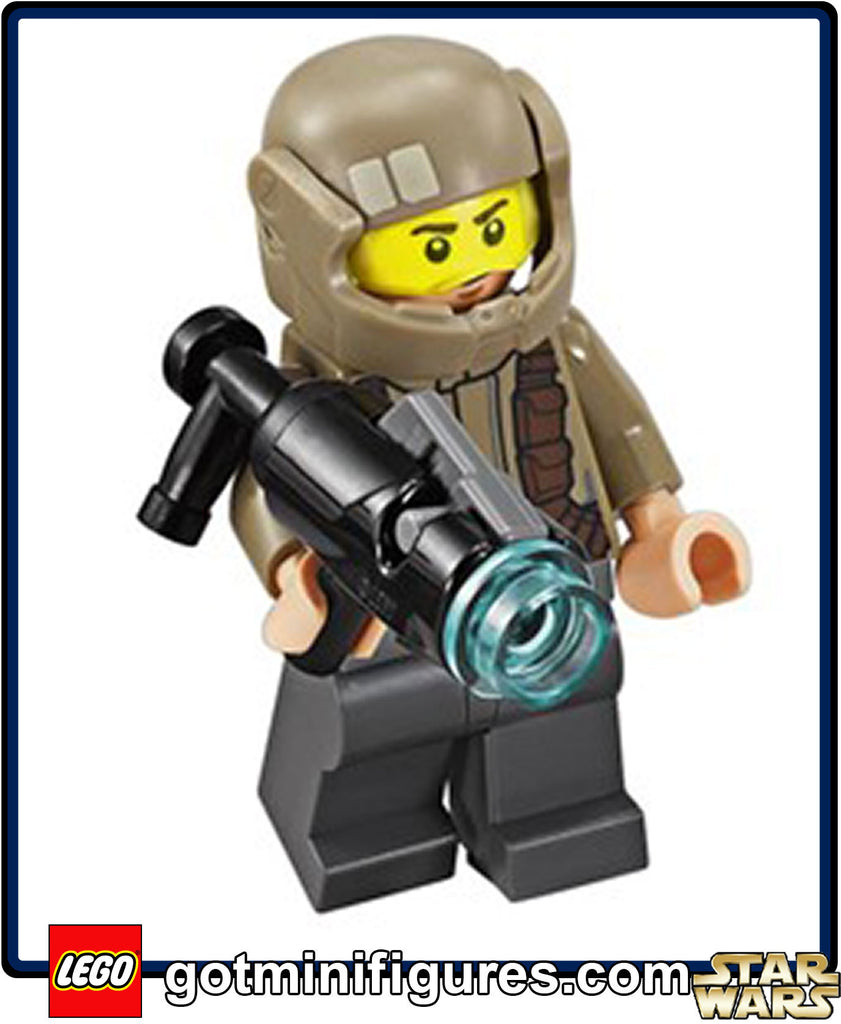 LEGO Star Wars TFA - RESISTANCE - TROOPER 2B - minifigure 75131