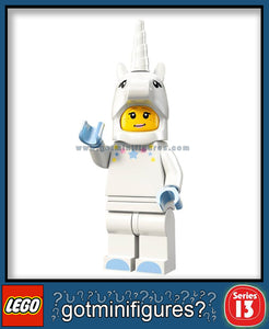 LEGO SERIES 13 UNICORN GIRL minifigure #71008