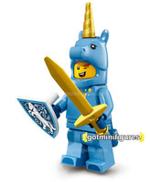 Series 18 LEGO UNICORN GUY minifigure 71021