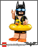 The Lego BATMAN Movie VACATION minifigure #71017