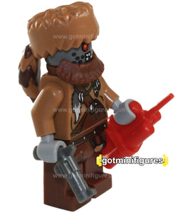 The LEGO MOVIE Series - WILEY FUSEBOT - minifigure NEW 71004