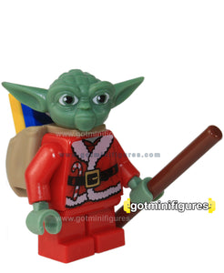 LEGO Star Wars XMAS YODA Christmas theme advent minifigure