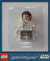 LEGO Star Wars YOUNG HAN SOLO exclusive minifigure