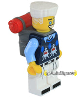 LEGO® The Ninjago Movie ZANE CMF series minifigure 71019 BRAND NEW