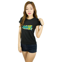 BabyG Green Bubble Women's T-Shirt