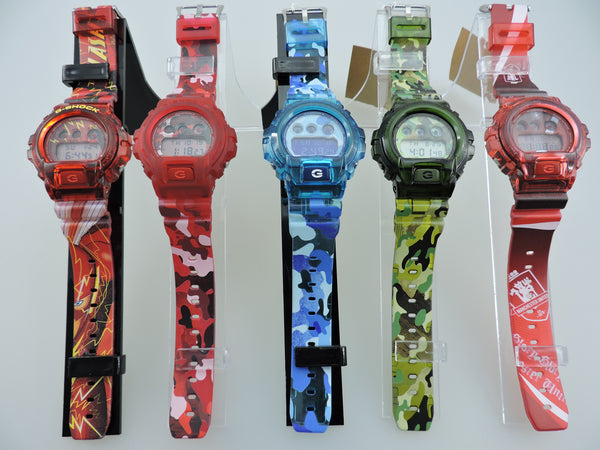 G Shock DW6900 Custom made Jelly