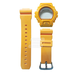 Casio G-Shock DW-6900SB-9 Mango Hardcase with Resin Band & Bezel