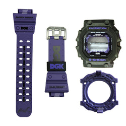 Casio G-Shock GX-56DGK-1 King DGK Collaboration Hardcase with Resin Band & Bezel & Bottom Cover
