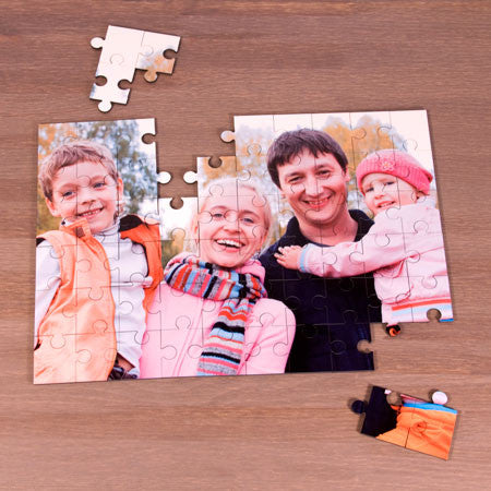 60 Piece Photo Jigsaw
