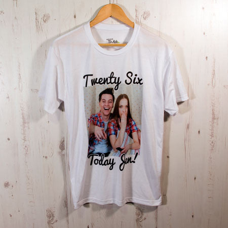 Photo T-Shirt for Adult