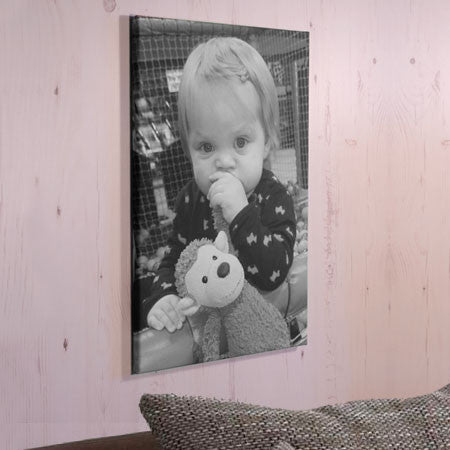 Black and White Photo Canvas