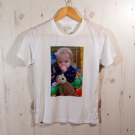 Kid's Photo T-Shirt