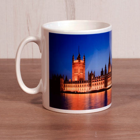 Panoramic Photograph Mug