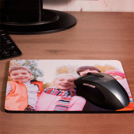 Personalised Photo Mousemat