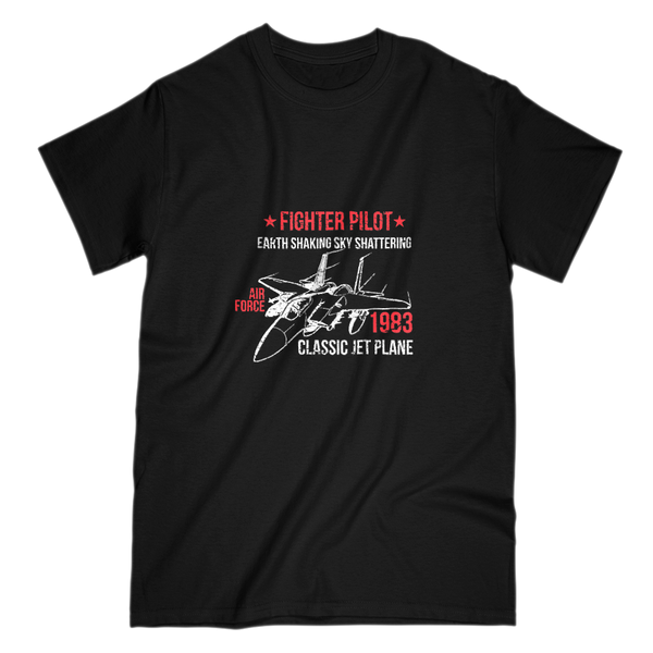 Fighter Pilot T-shirt