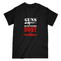 Guns enemies Rust and Politicians