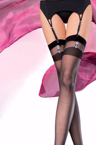 Fiore Chantal 20 Stockings [S, M]