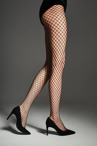 Fiore Myrna Fishnet Tights