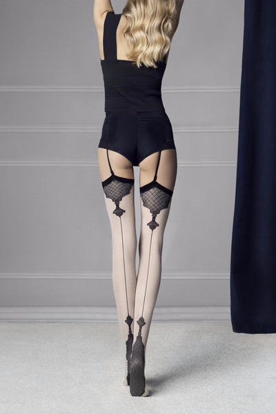 Fiore Vanity Stockings