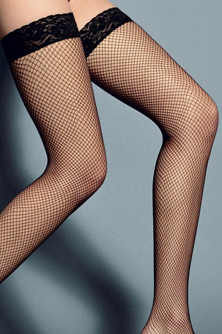 Veneziana Rete Fishnet Hold Ups