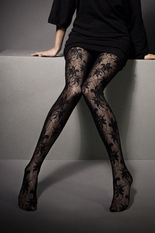 Veneziana Pizzo Marianne Lace Tights