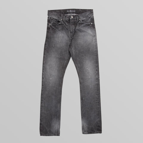 grey denim jeans mens