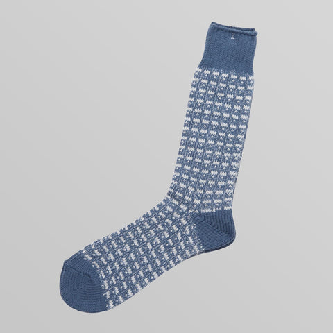 AnonymousIsm Stripe Cotton Socks