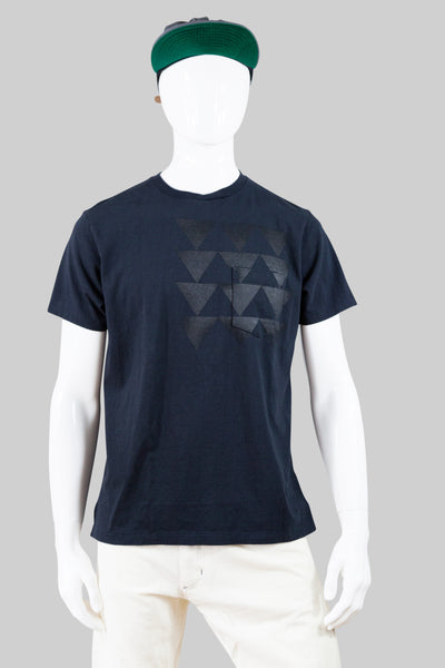 Cross Neck Tee