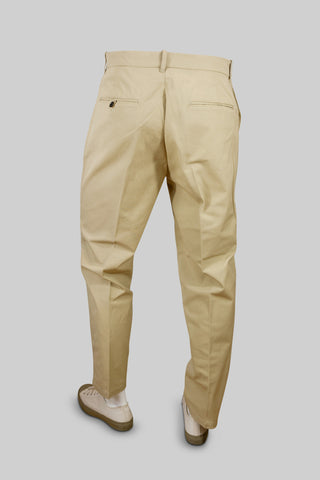 Classic Pleated Chino